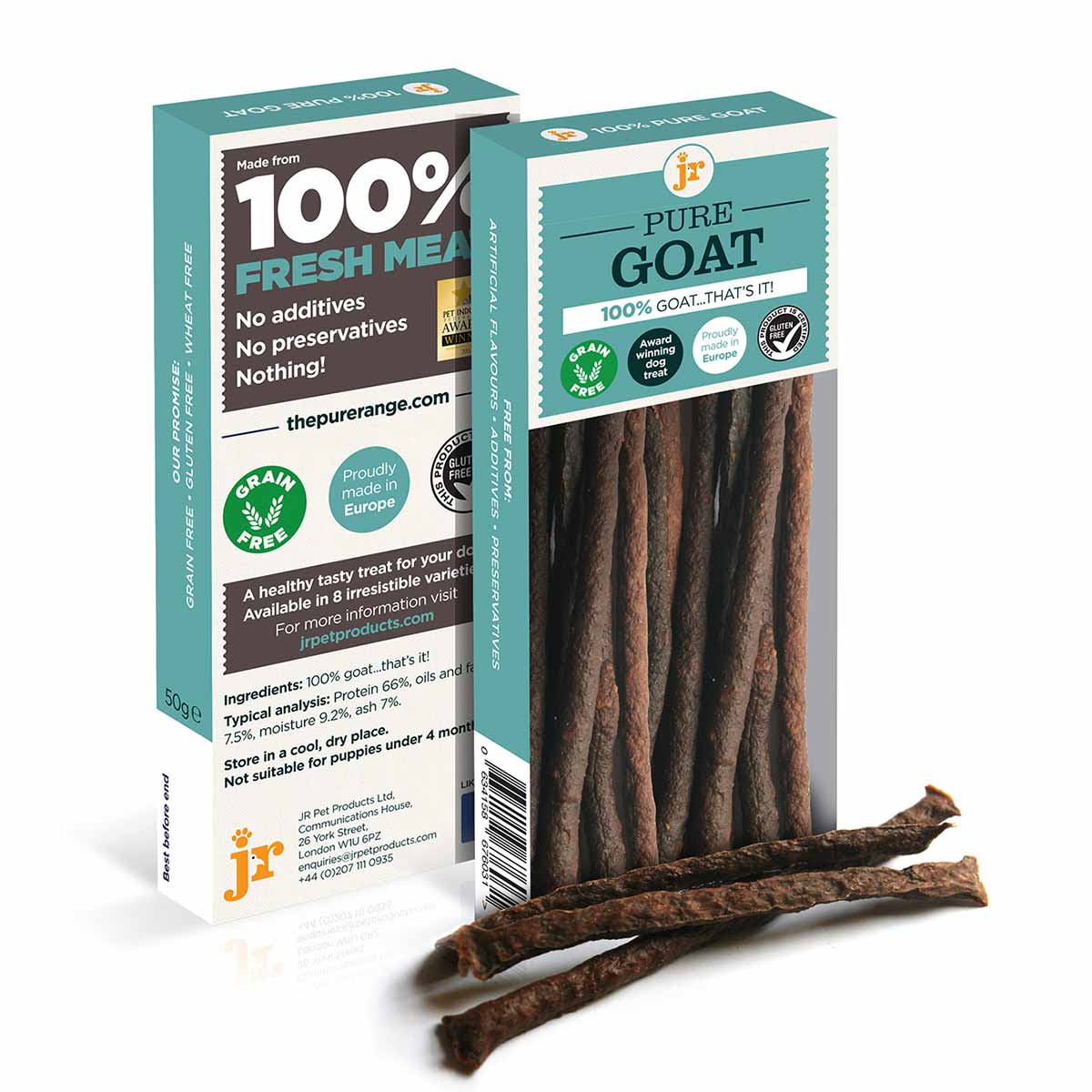 JR Pure Goat Sticks