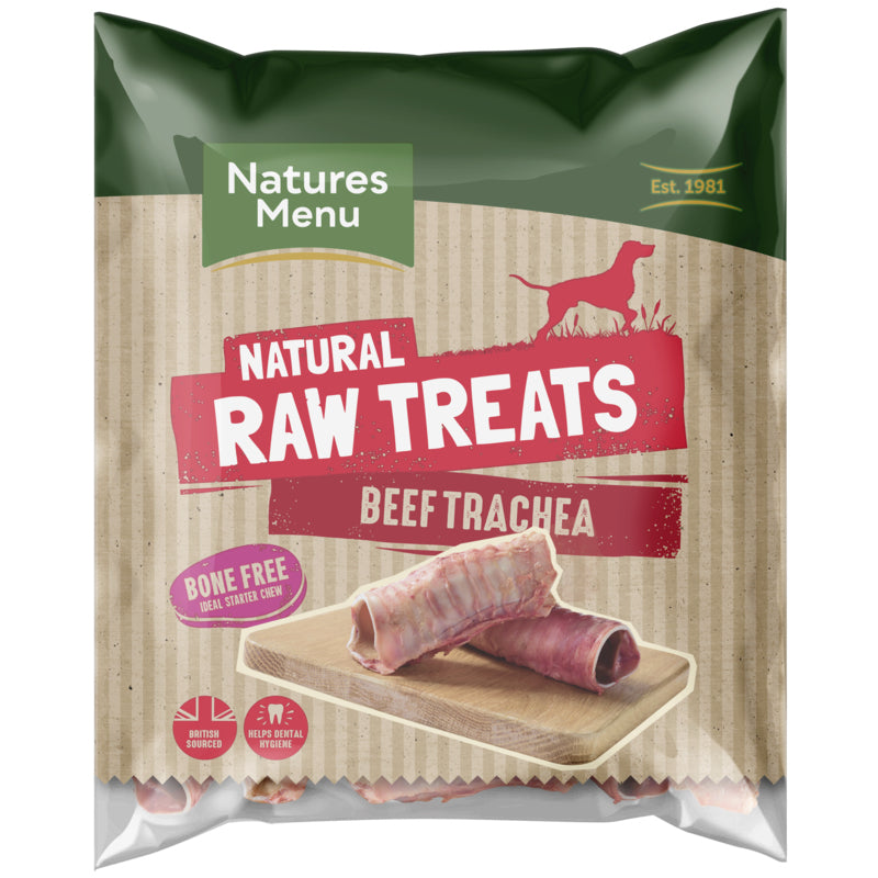 Natures Menu Raw Beef Trachea
