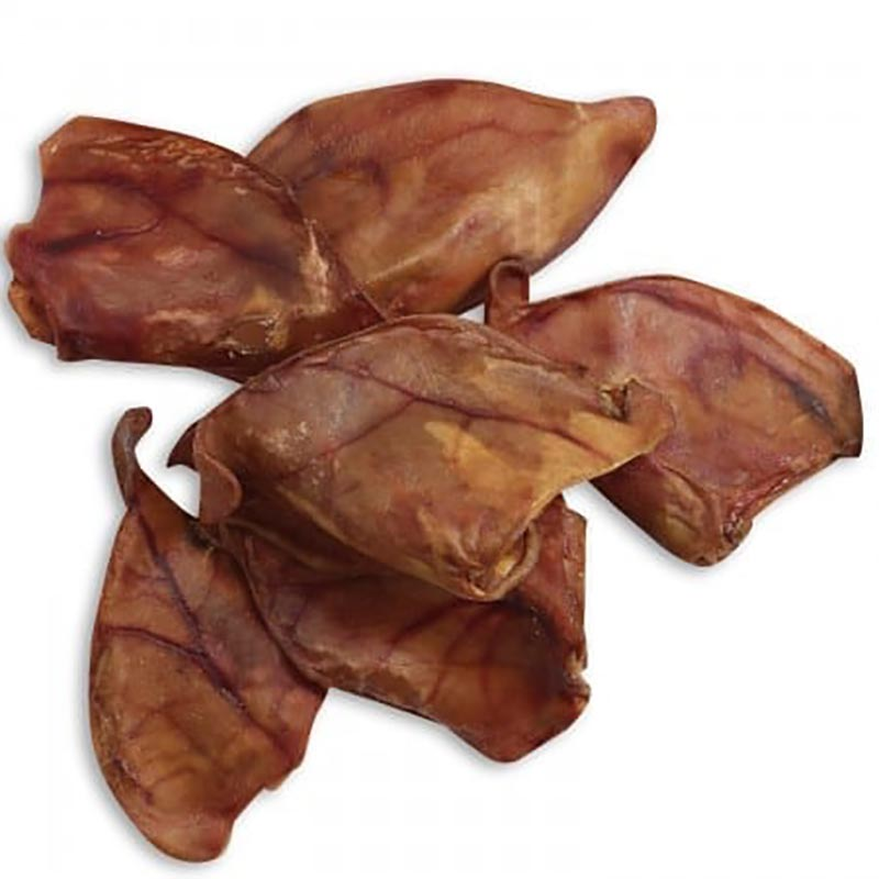 Antos Roasted Pigs Ears Dog Chews