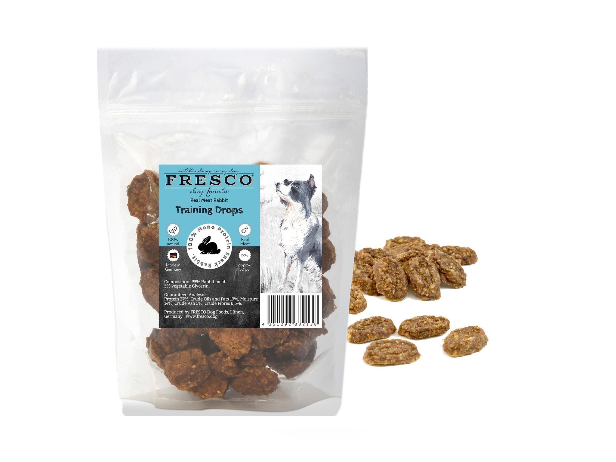 Fresco Rabbit Training Drops 150g