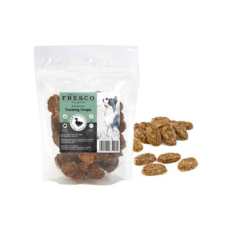 Fresco Mini Duck Training Drops 150g