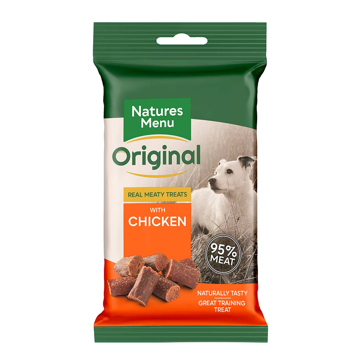 Natures Menu Chicken Mini Treats
