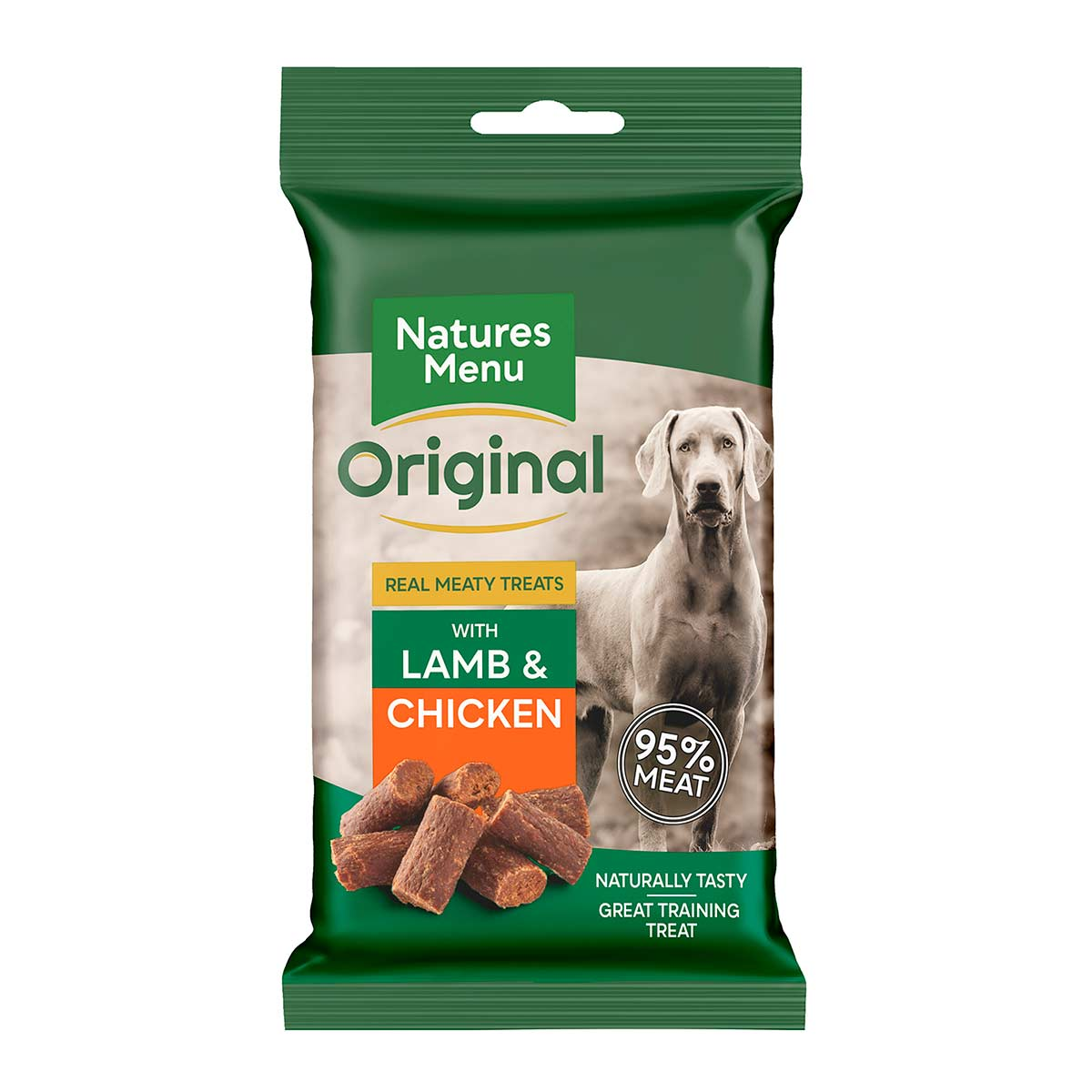 Natures Menu Lamb and Chicken Mini Treats