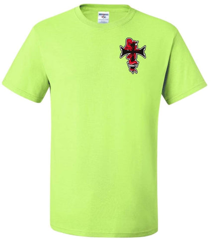 Short Sleeve Highlighted T-Shirt