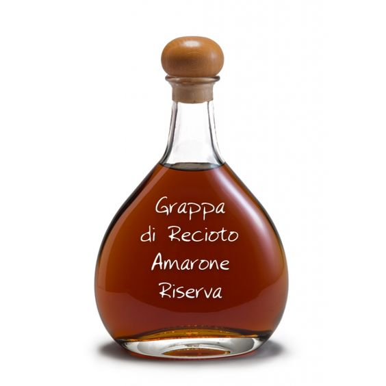 Grappa di Recioto Amarone