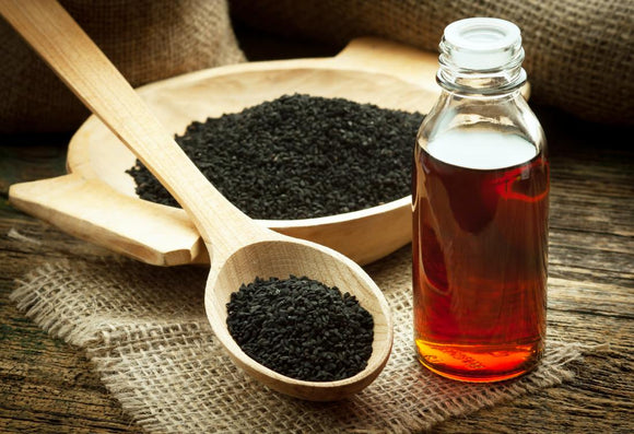 Black Cumin Oil (organic)