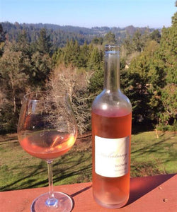 Friedeman Sonoma Coast Rose' of Pinot Noir 2018