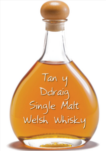 Tan y Ddraig Single Malt Welsh Whisky