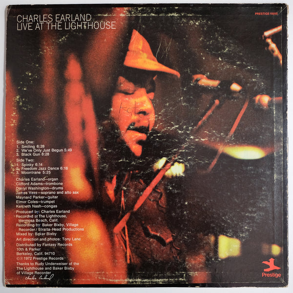 Charles Earland, Live At The Lighthouse