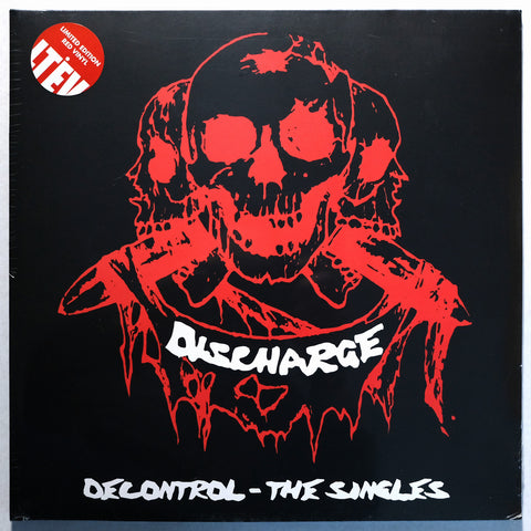 Discharge, Decontrol - The Singles
