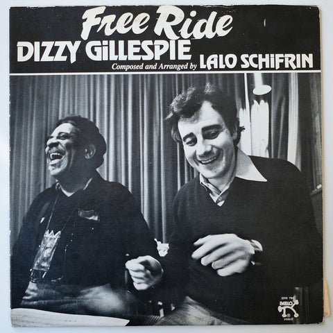 Dizzy Gillespie, Free Ride
