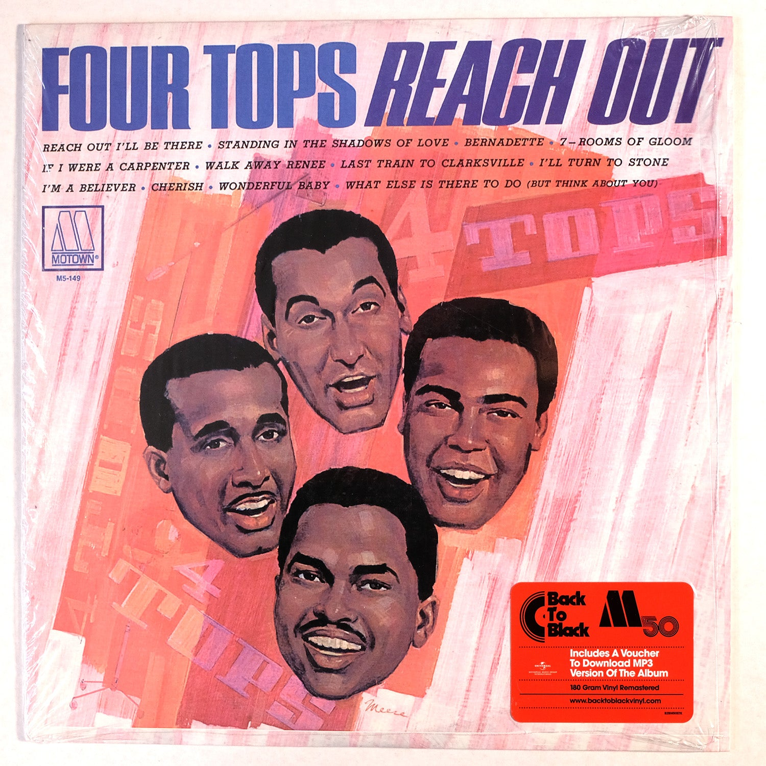 Four Top, Reach Out