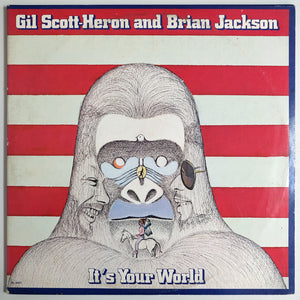 Gil Scott-Heron And Brian Jackson, It's Your World