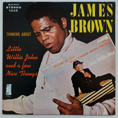 James Brown, Thinking About