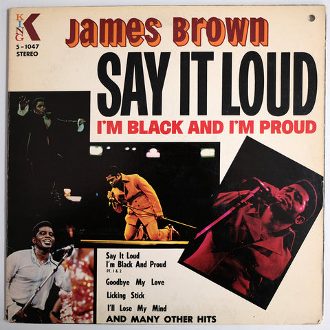James Brown, Say It Loud