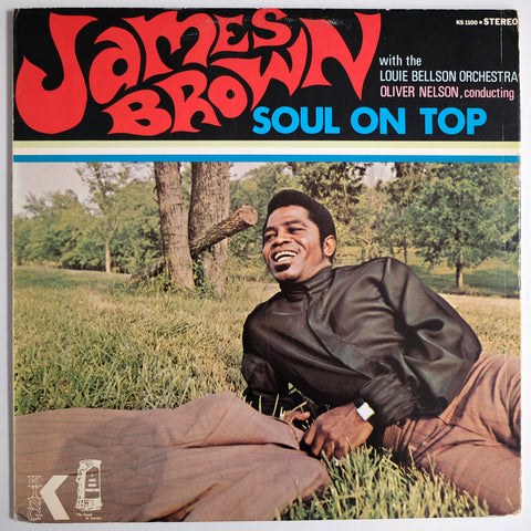 James Brown, Soul On Top