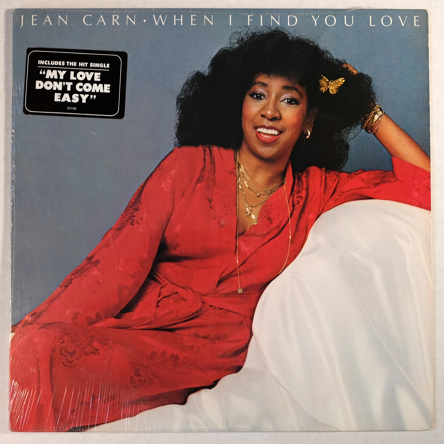 Jean Carn, When I Find You Love