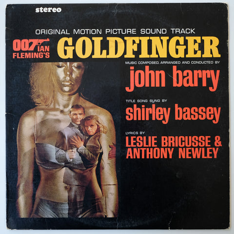 John Barry, Golden Finger