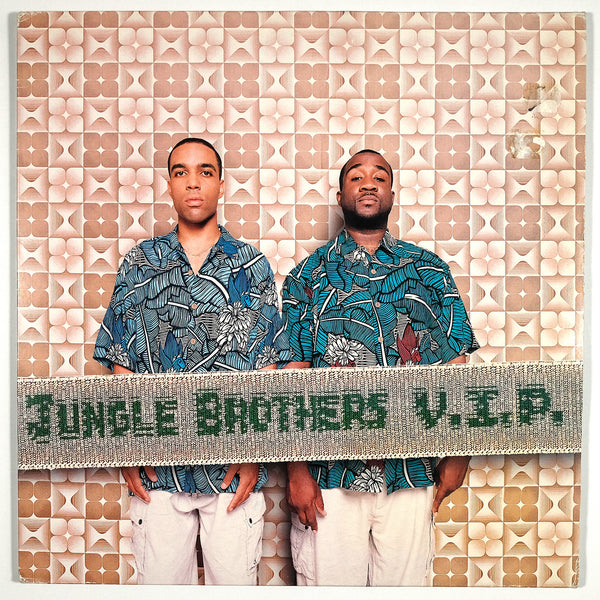 Jungle Brothers, VIP