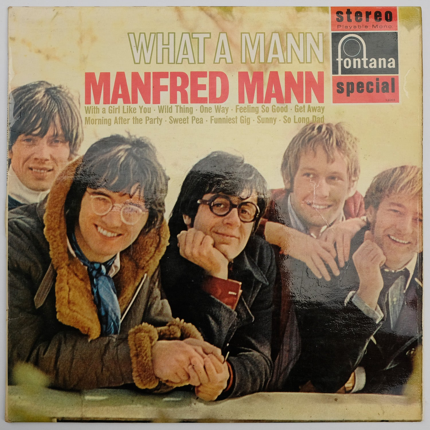 Manfred Mann's Earth Band, The Good Earth