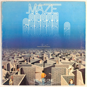 Maze Feat Frankie Beverly, We Are One