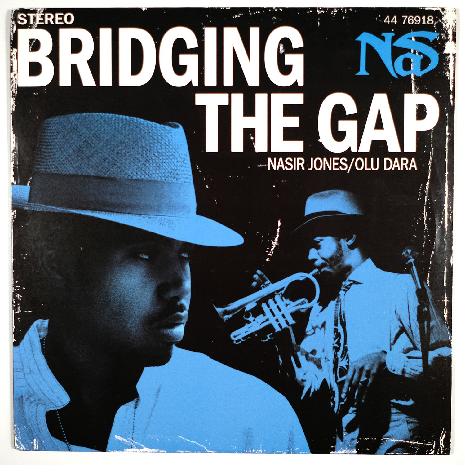 Nas, Bridging The Gap (maxi)