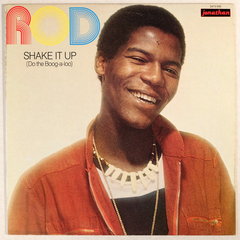 Rod, Shake It Up