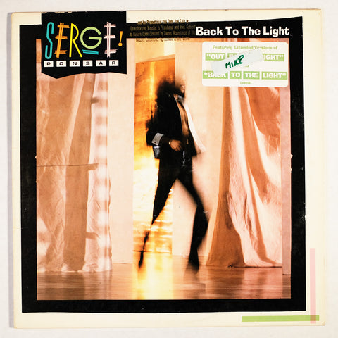 Serge Ponsar, Back To The Light