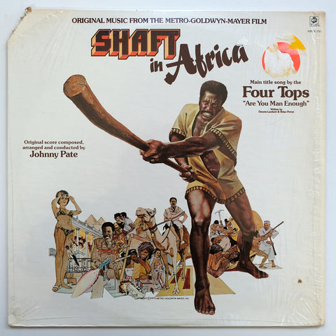 Johnny Pate, Shaft In Africa