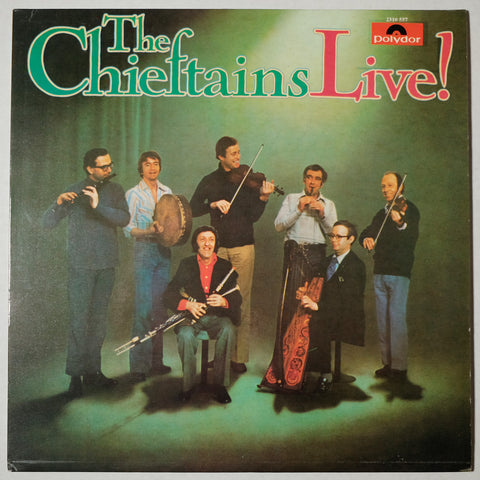 The Chieftains, Live