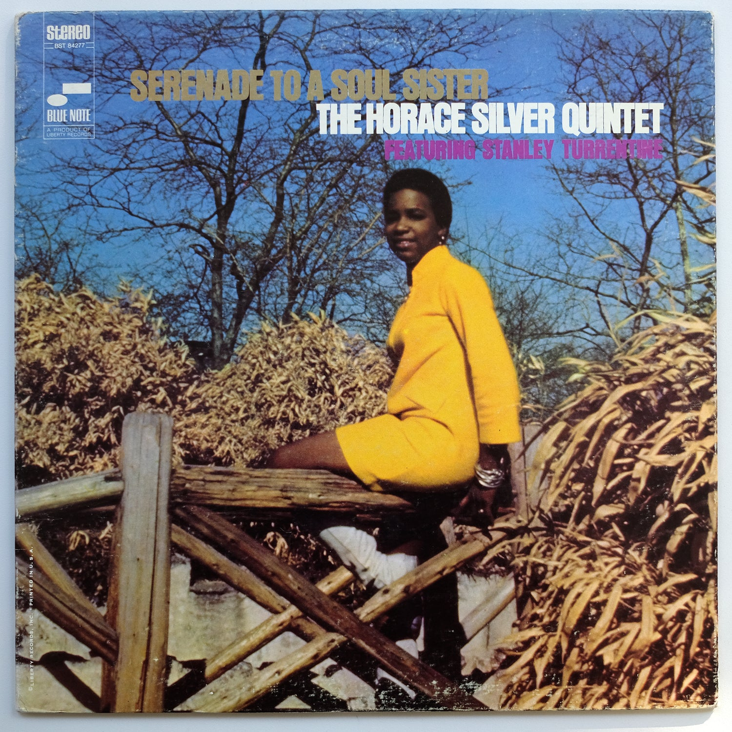 The Horace Silver Quintet, Serenade To A Soul Sister
