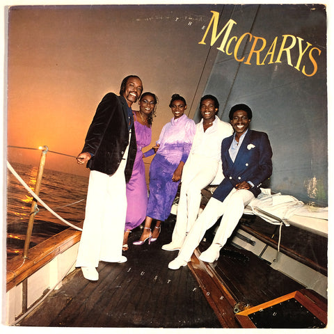 The Mc Crarys, Just For You