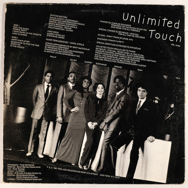 Unlimeted Touch, Unlimeted Touch