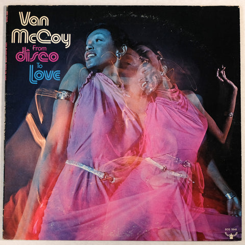 Van Mc Coy & The Soul City Symphony, From Disco To Love