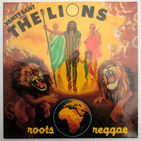 Vantt Sant and The Lions, Roots Reggae