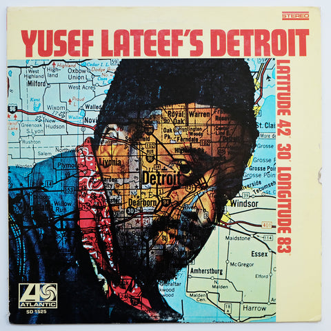 Yusef, Lateef's Detroit