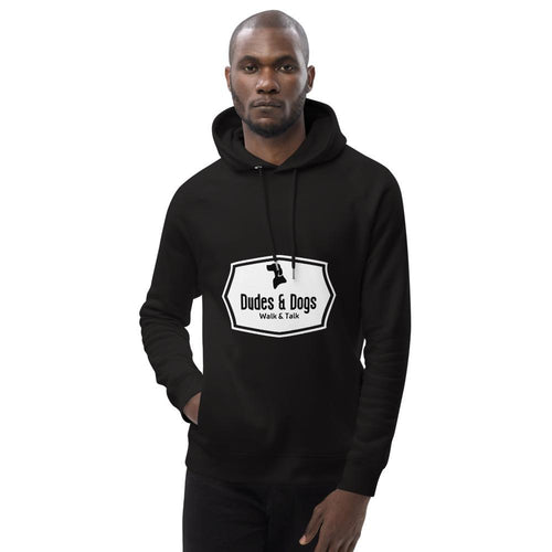 Men's Winter Hoodie - Dudes & Dogs C.I.C.