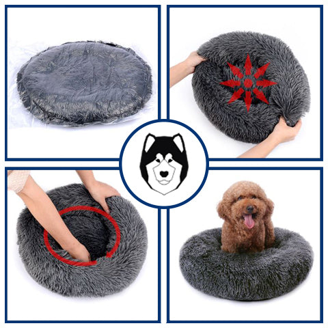 comfort pet bed for dogs preparation | malamute pet shop
