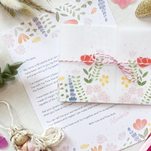 Load image into Gallery viewer, Pixie with Personalised Letter Set