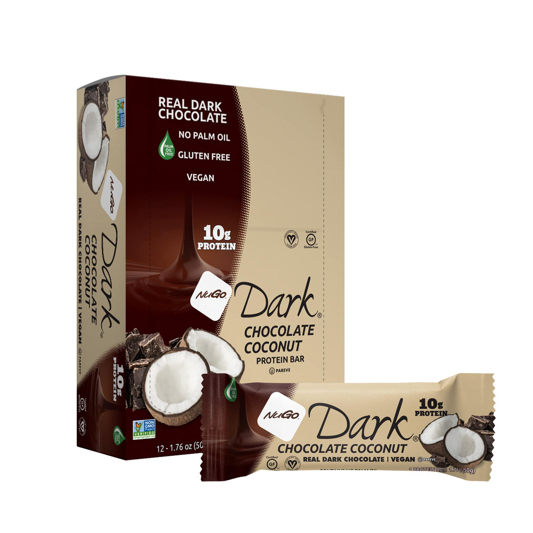 NuGo Dark Chocolate Coconut