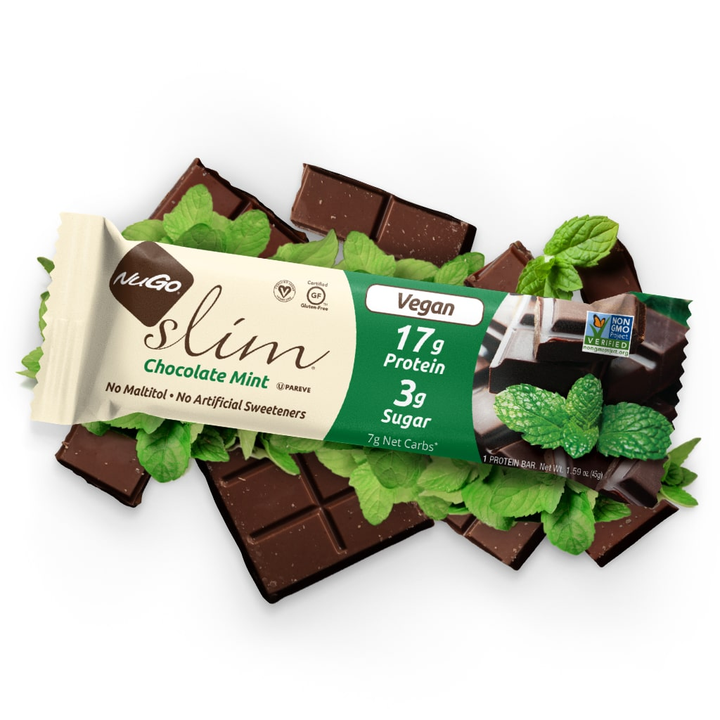 NuGo Slim Chocolate Mint