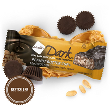 Load image into Gallery viewer, NuGo Dark Peanut Butter Cup
