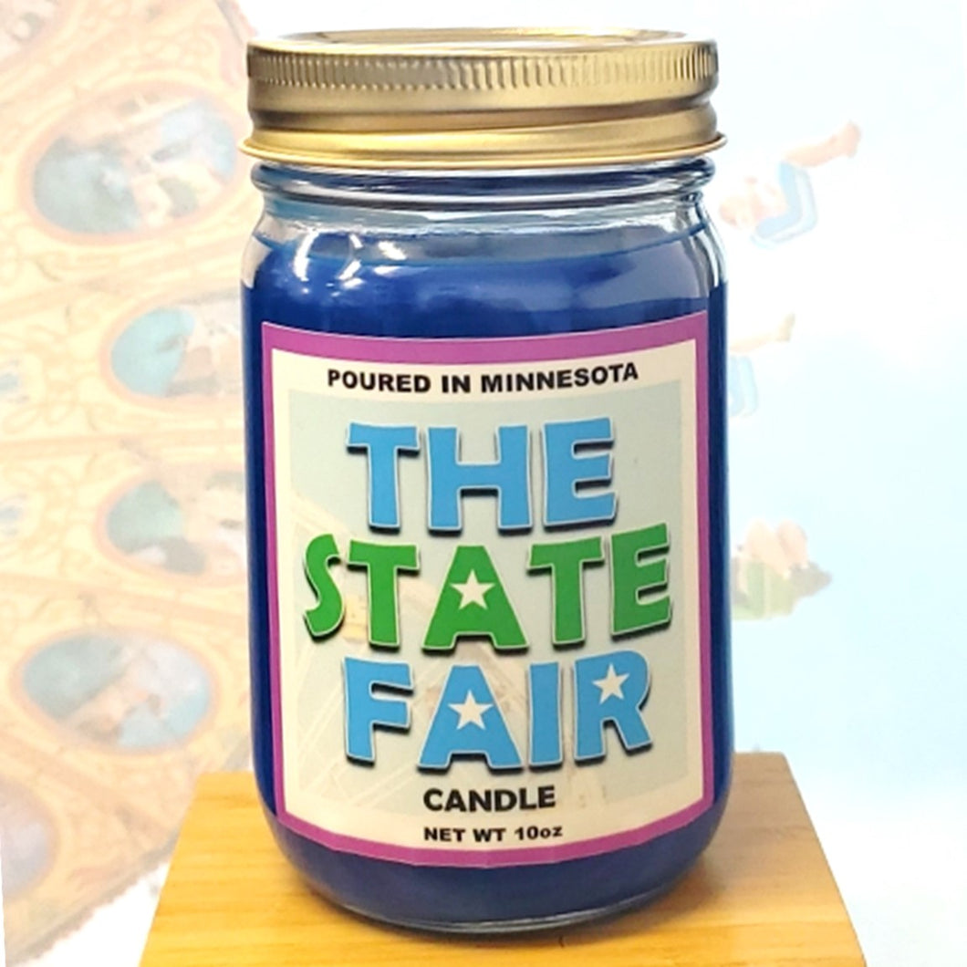 The State Fair Minnesota Candle