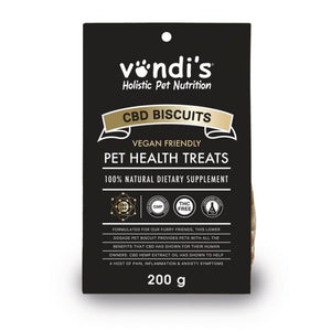 VONDIS CBD OIL BISCUITS 200G
