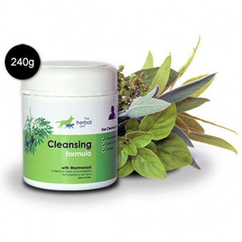 Herbal Pet Cleansing Formula 240G