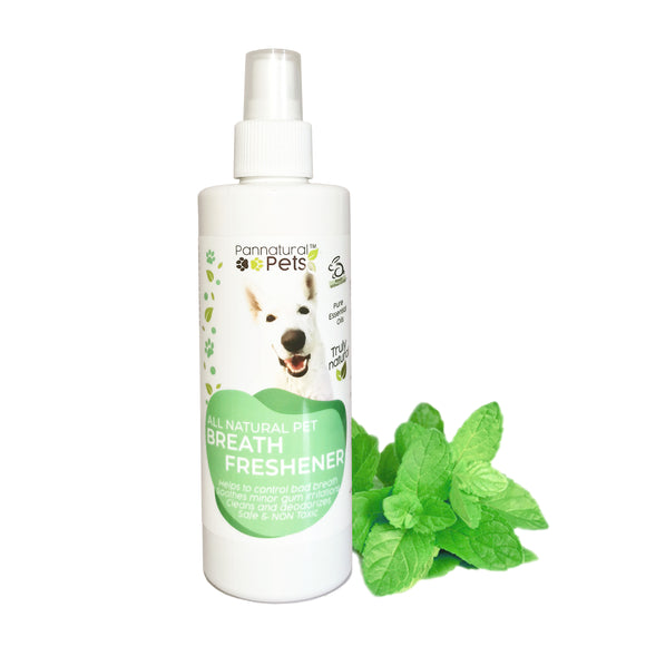Pannatural Pets Breath Freshener 250ml