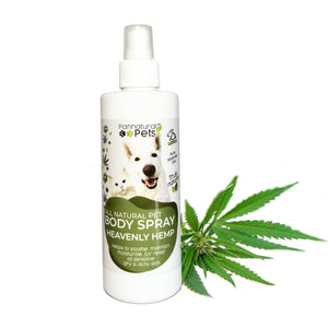 Pannatural Pets Heavenly Hemp Body Spray 250ml