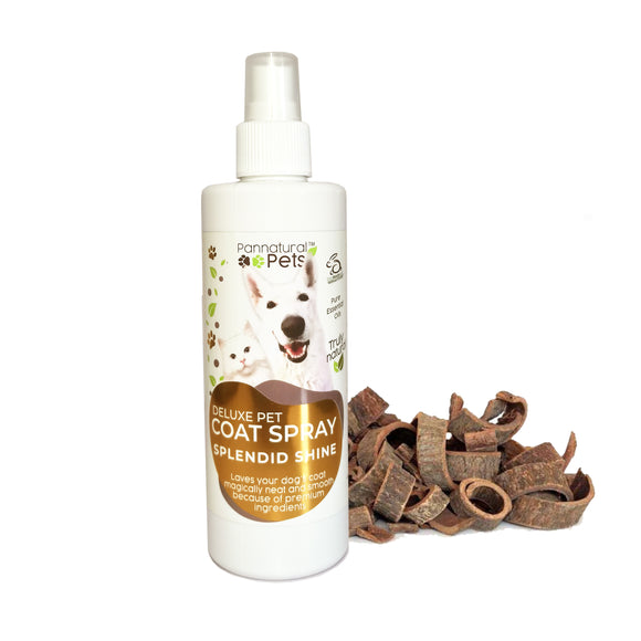 Pannatural Pets Deluxe Body Spray – Splendid Shine 250ml
