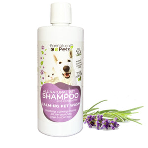 Pannatural Pets Shampoo – Calming Pet Wash 495ml