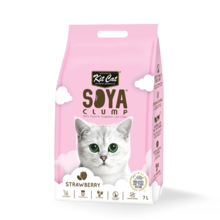 Kit Cat Soya Clump Cat Litter 2.8 kg